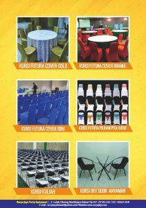 alat pesta,tenda,meja,kursi,alat catering,tiang antrian,panggung