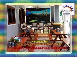WA.0877-8057-7743 ( RAHMADI ),Pusat Persewaan Meja Taman 2in1