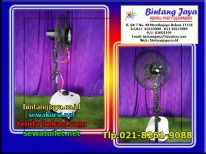 Menyewakan Sistem Pendingin Ruangan Misty Cool Di Jakarta
