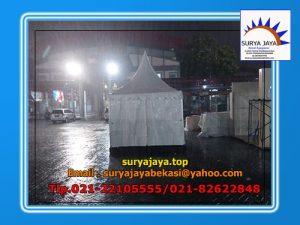 Menyewakan Tenda Bazar atau Tenda kerucut di Jakarta Bekasi