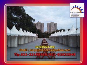 Menyewakan Meja Taman dan Tenda Kerucut di Jakarta Bekasi