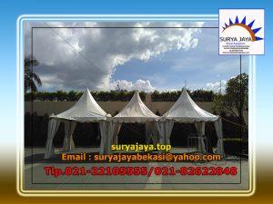 Sewa Tenda Kerucut Di Jakarta Bekasi