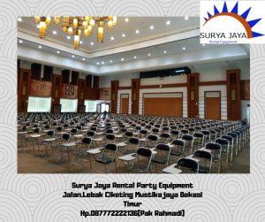 Gudang Sewa Kursi Kuliah Paling Murah Di Jakarta Selatan