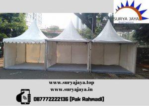 Tenda Sarnafil Disewa Murah Jakarta Selatan