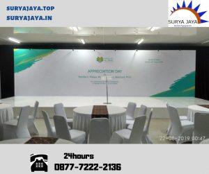 Sewa Backdrop Dan Podium Jakarta