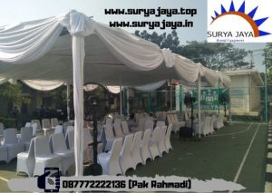 Sewa Tenda Konvensional
