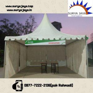 Tenda Kerucut Sewa Murah Jabodetabek