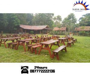 Sewa Meja Kursi Taman