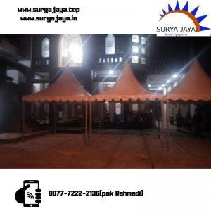 Tenda Kerucut Disewa Murah Di Tanah Abang Jakarta Pusat