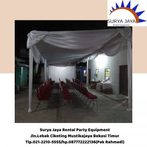 Sewa Tenda Plafon Pesanggrahan Jakarta Selatan