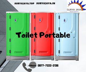 Sewa Toilet Portable Jabodetabek Kualitas Terbaik Dan Murah