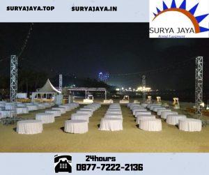 Sewa Meja Bulat Jakarta Selatan
