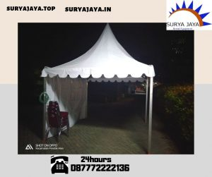 Sewa Tenda Kerucut Jakarta Kualitas Super