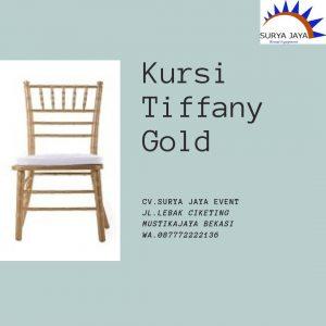 Sewa Kursi Tiffany Jakarta Selatan