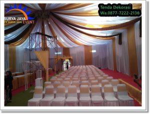 Sewa Tenda Dekorasi