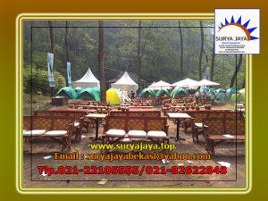 Sewa Meja Taman Lipat Cakung Jakarta