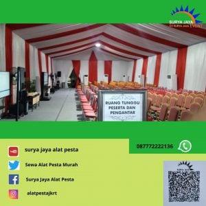 Sewa Tenda Roder Murah Berkualitas Super