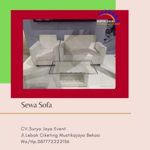Sewa Sofa Murah Berkualitas Bekasi Bandung