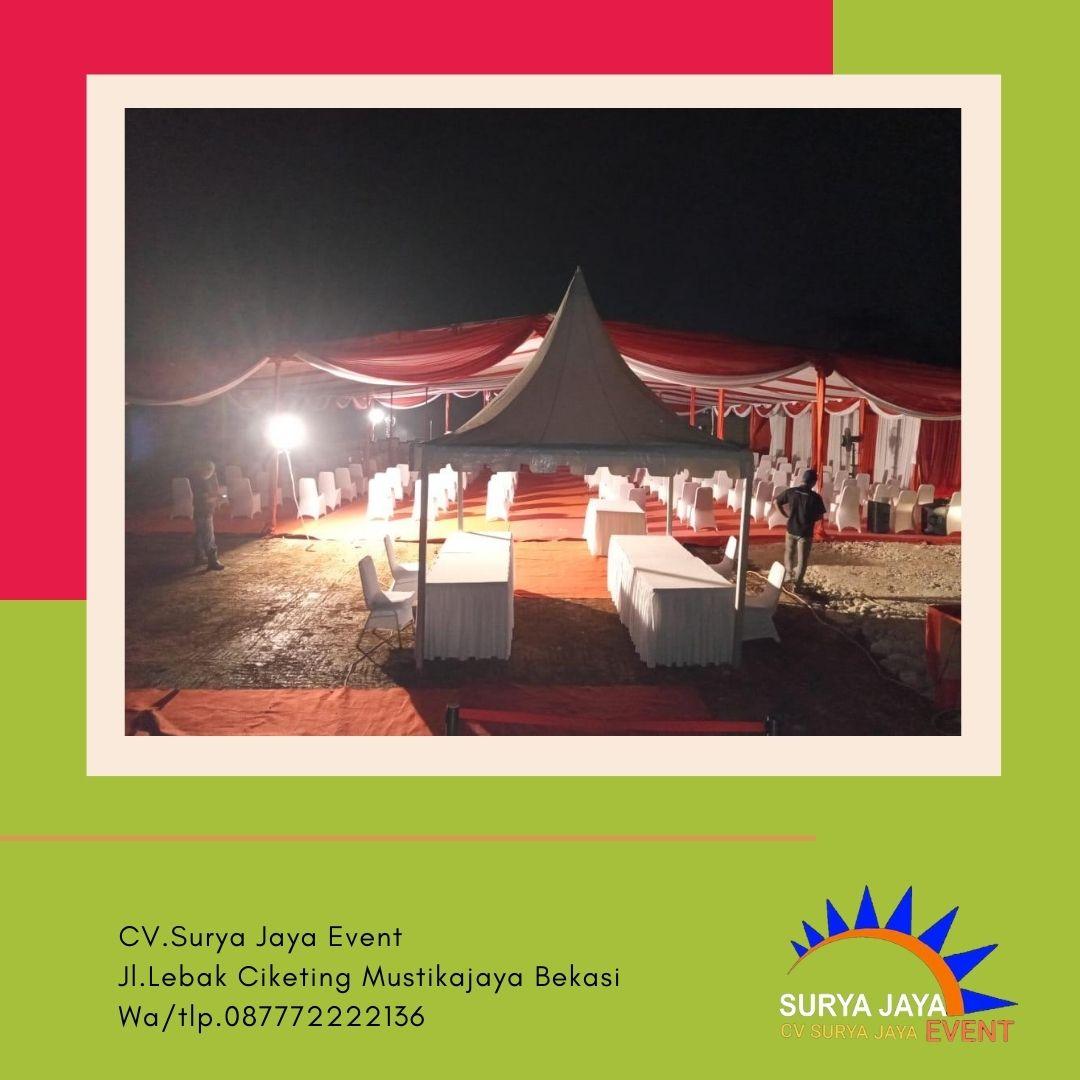 Sewa Tenda Tangerang Pelayanan 24 Jam Siap Kirim Dan Pasang