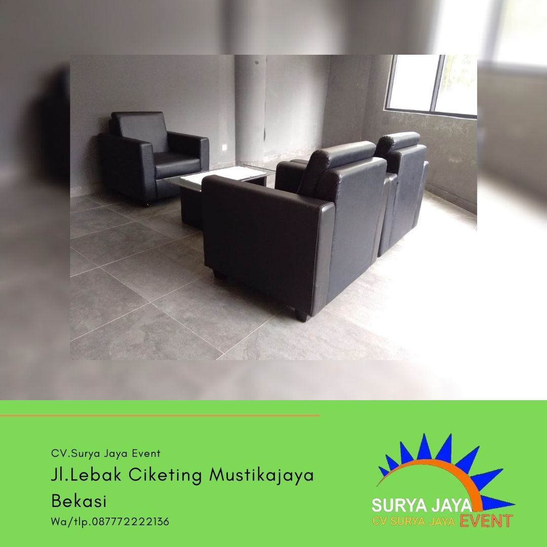 Sewa Sofa Kokoh Bersih Terawat Siap Disewakan Setiap Saat