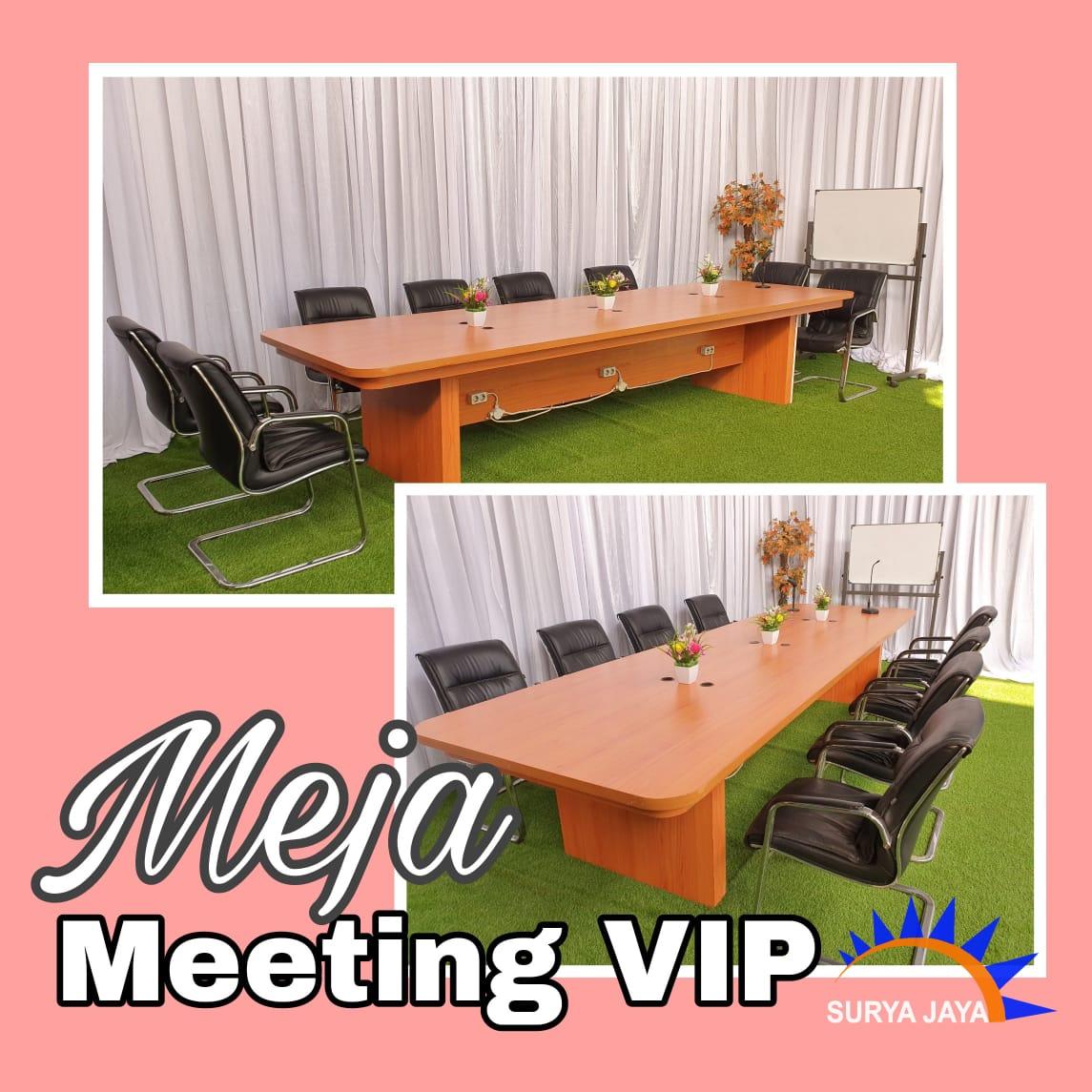 Sewa Meja Meeting Vip Dengan Kualitas Terbaik Di Bekasi