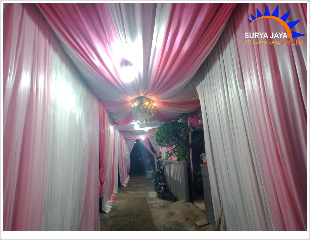 Sewa Tenda Dekorasi Di Tangerang Pelayanan 24 Jam Siap Kirim