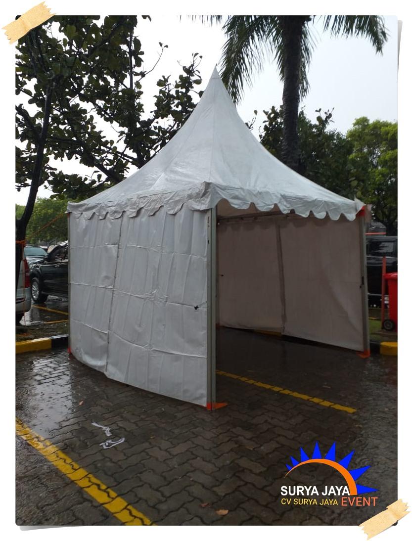 Sewa Tenda Kerucut Terdekat Dan Termurah Siap Kirim