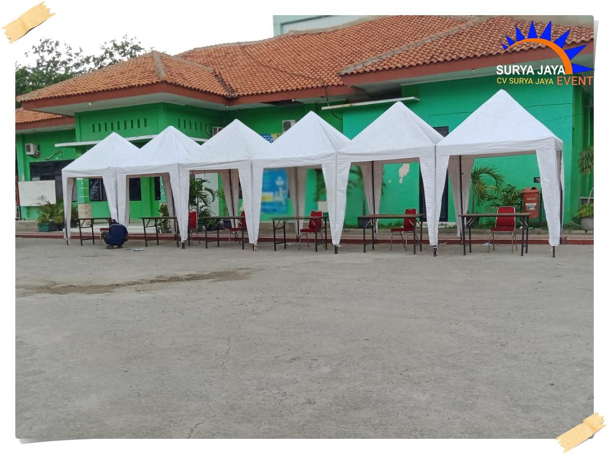 Sewa Tenda Bazar Jakarta Timur Siap Antar Dan Pasang