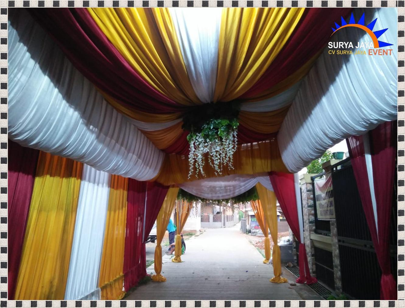 Sewa Tenda Pernikahan Di Bogor Pelayanan 24 Jam