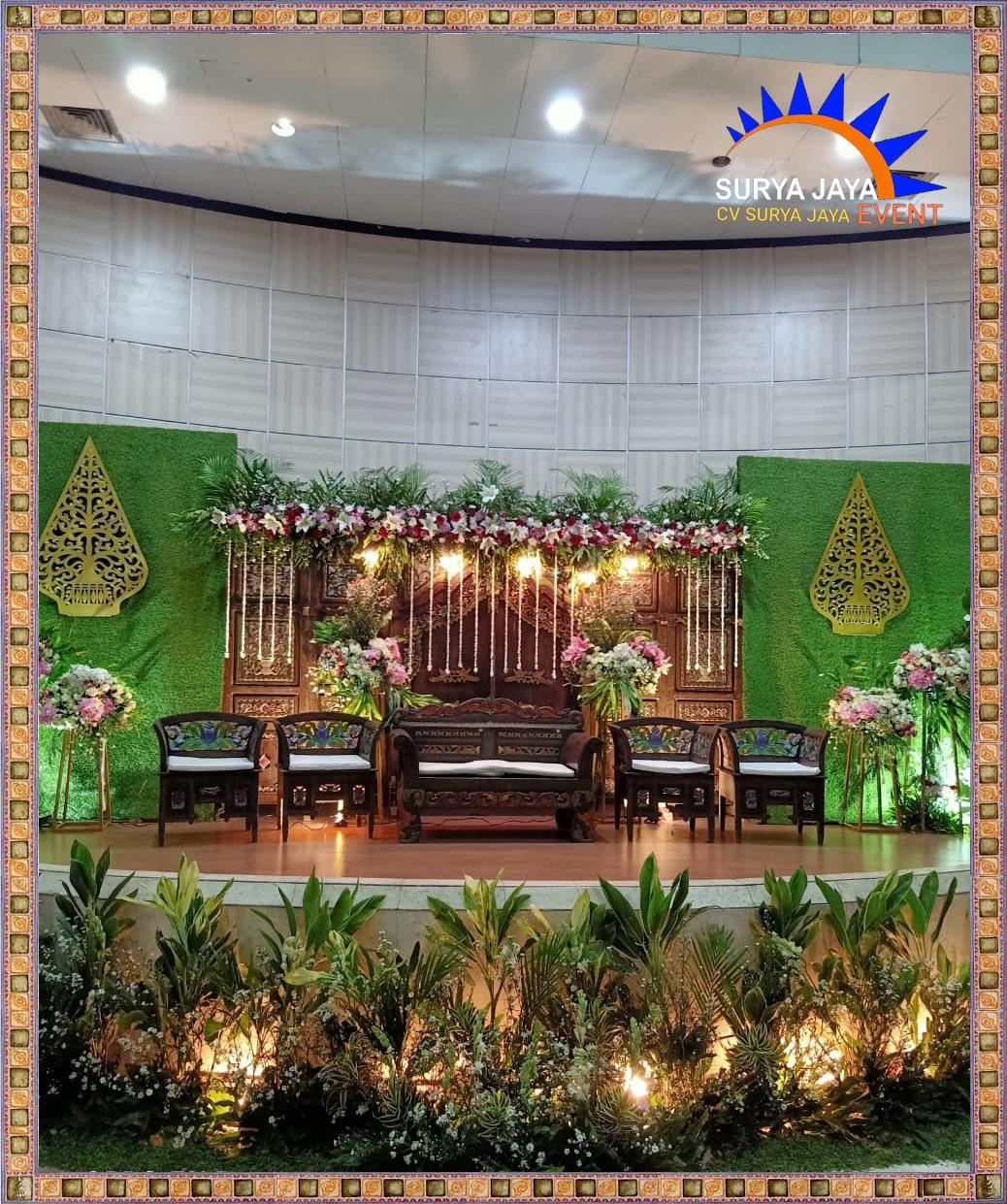Sewa Pelaminan Dan Dekorasi Pernikahan Di Jakarta