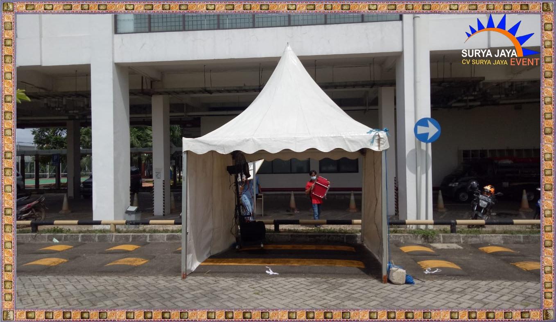 Sewa Tenda Sarnafil Di Jakarta Selatan Siap Antar Dan Pasang