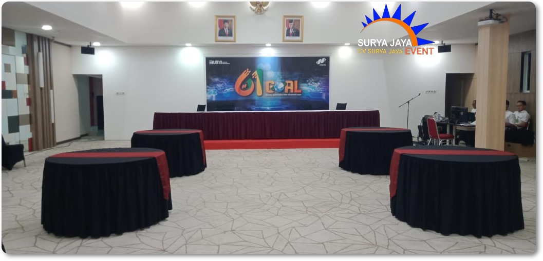 Sewa Round Table Di Kota Jakarta Siap Kirim