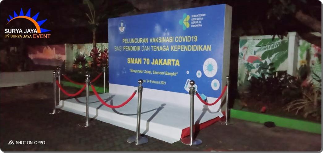 Sewa Tiang Antrian Di Kota Jakarta