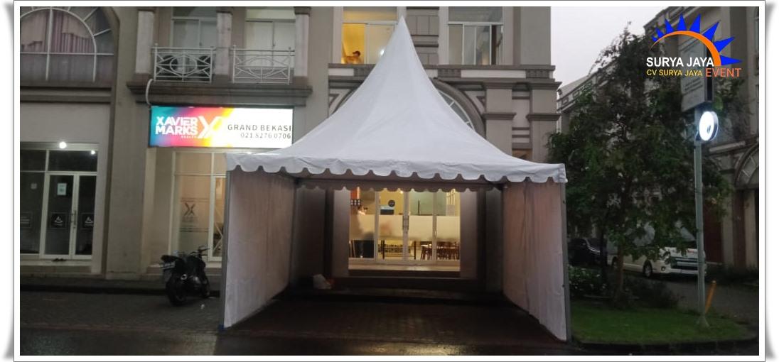Sewa Tenda Kerucut Murah Di Kota Bekasi