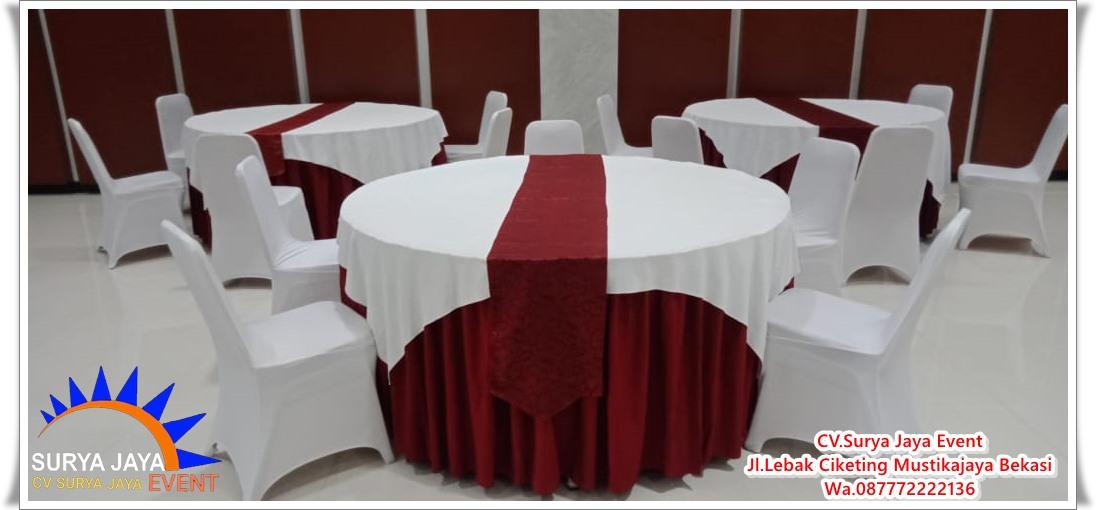 Sewa Meja Bulat Di Jakarta Barat Kota