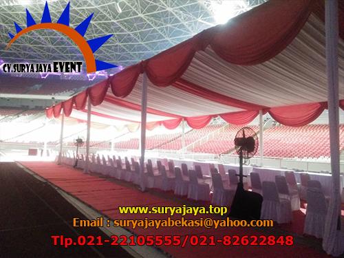 Sewa Tenda Kursi Dan Meja Event Stadion Utama GBK