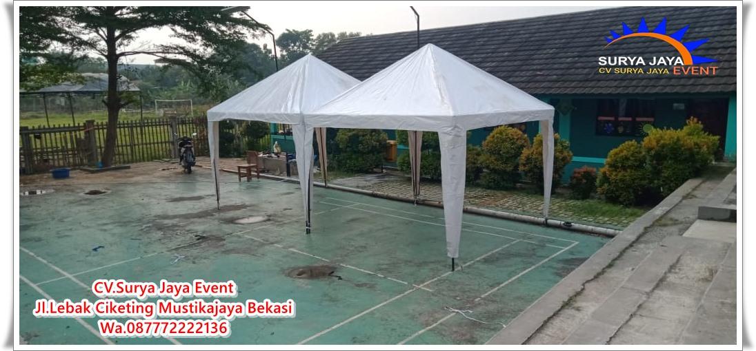 Sewa Tenda Bazar 2x2 Bersih Terawat Siap Kirim