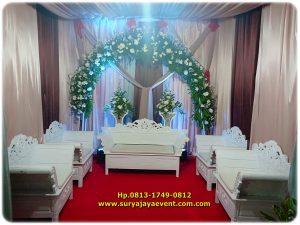 Jasa Dekorasi Pernikahan di Perumahan