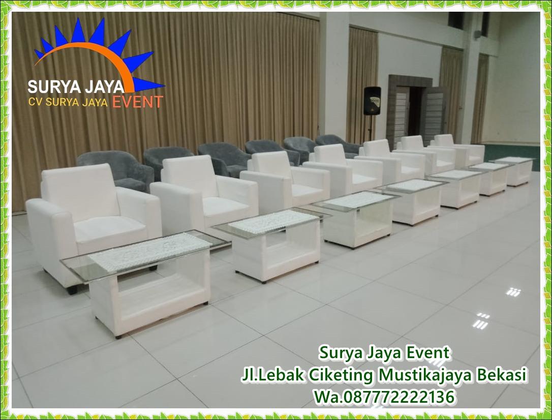 Sewa Kursi Sofa Single Di Tangerang