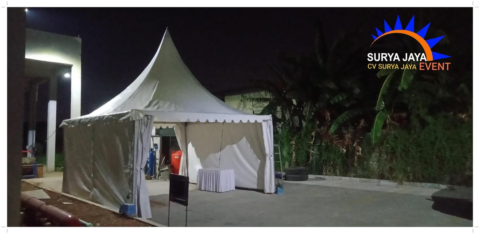 Sewa Tenda Sarnafil Murah Dan Berkualitas Di Jakarta